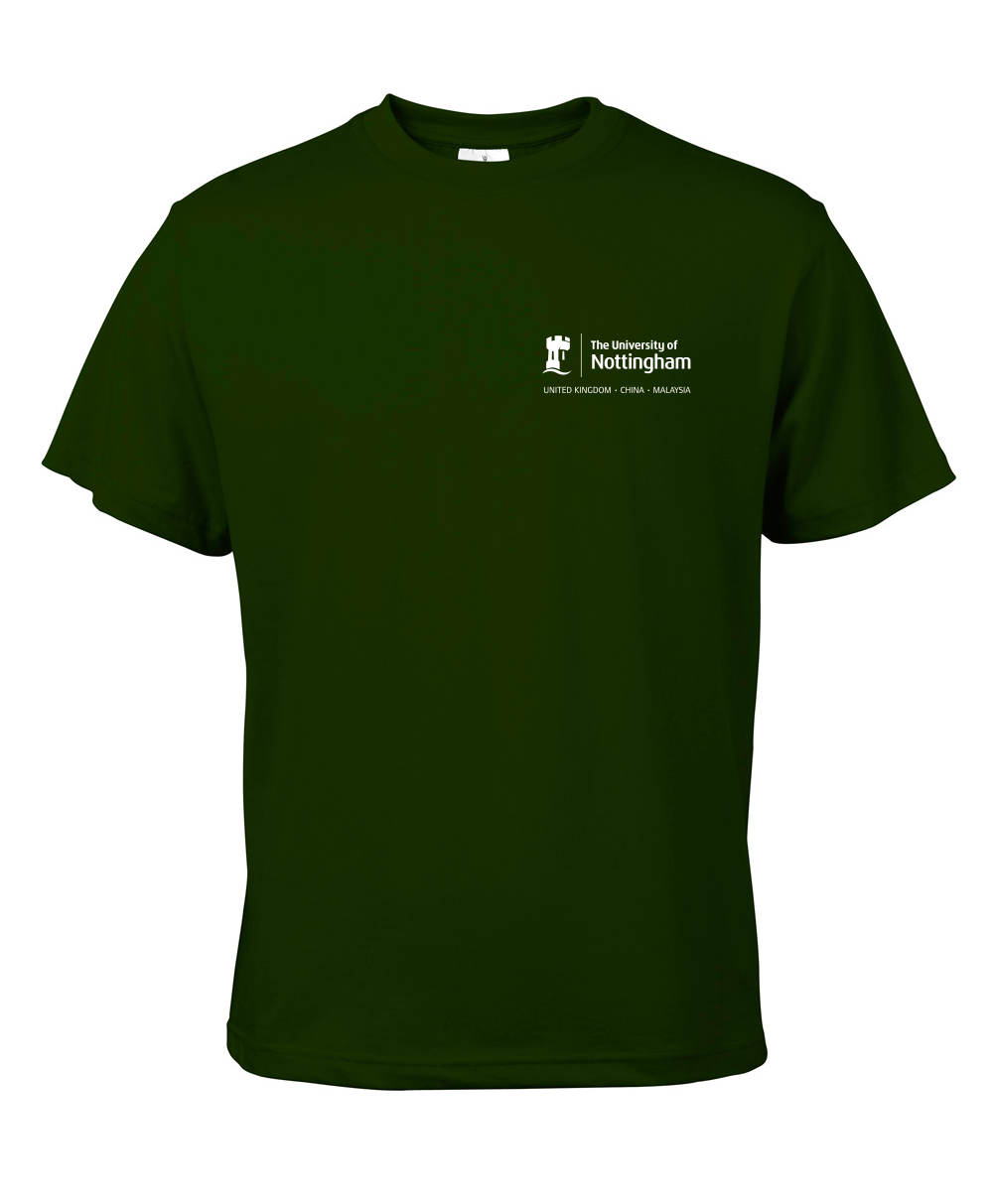 GD01-GD01-NOTTS LOGO-Nottingham T-Shirt