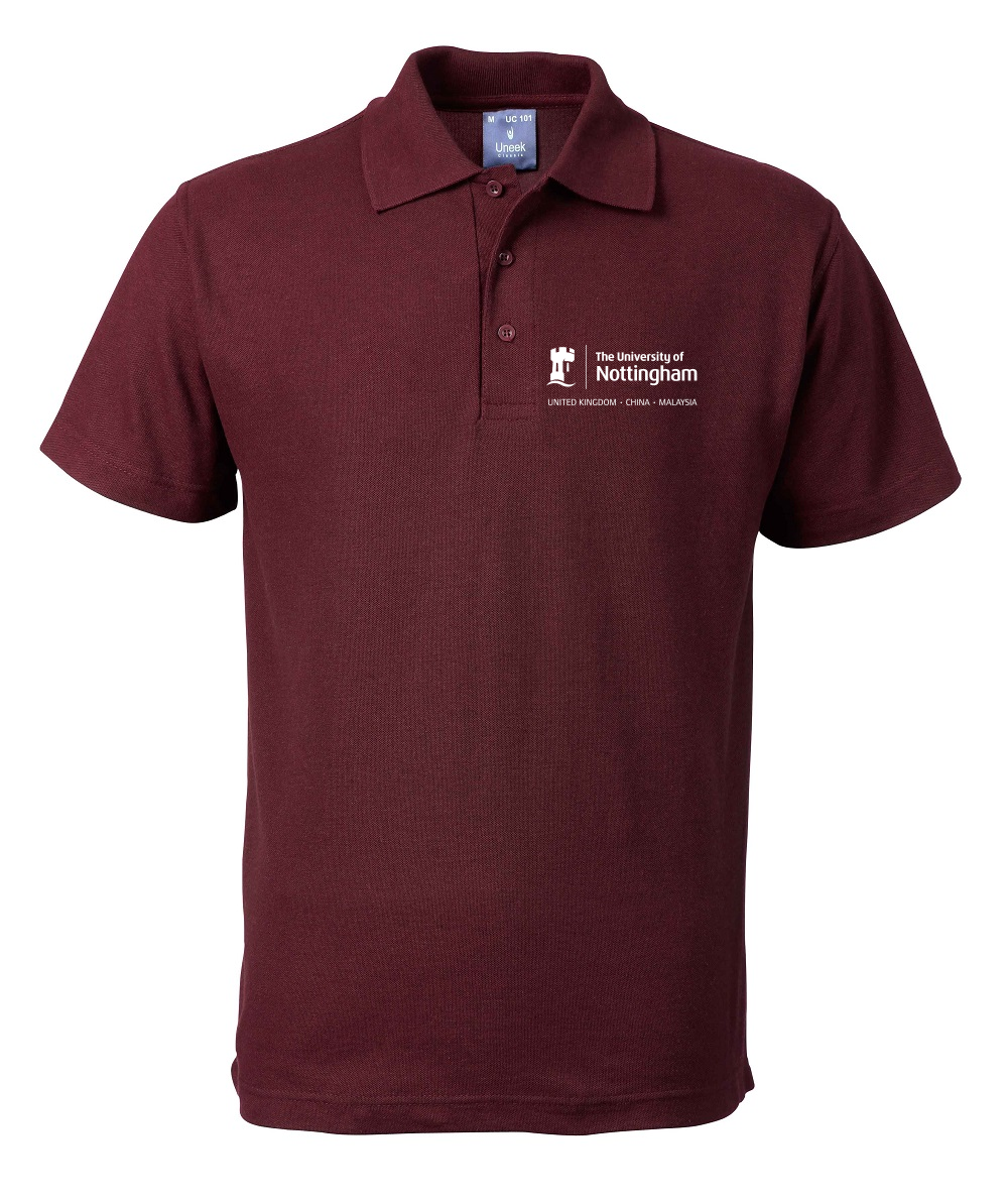 UC101-NOTTS LOGO-Nottingham Polo Shirt